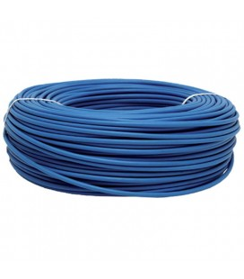 10m cable H07V-R 1x6MM2 AZUL