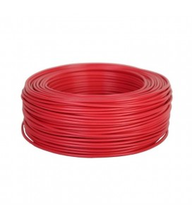 10m cable H07V-R 1x6MM2 ROJO