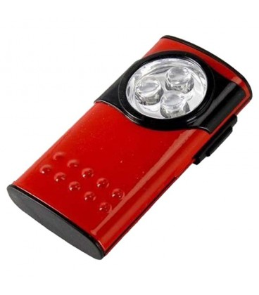Linterna ultraplana hogar 3LEDS
