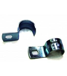 Abrazadera metálica para tubo