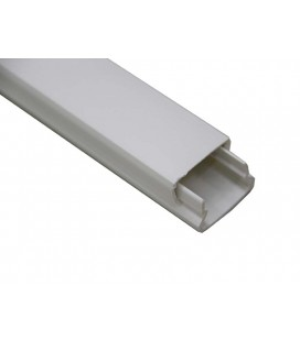 Canaleta adhesiva 12x7mm 2m