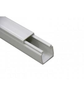 Canaleta adhesiva 15*17mm 2m lote de 5piezas
