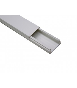 Canaleta adhesiva 20*10mm 2m lote de 5piezas