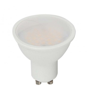 Bombilla LED GU10 6W 2700K 450 lumens