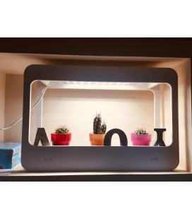 LED Mini Garden con luz para crecimiento plantas