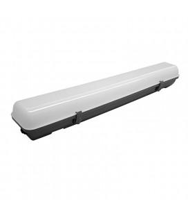 Regleta estanca LED integrado 2x20W 4000LM