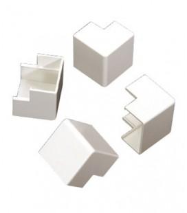 4 ángulos externos para canaleta 16x10
