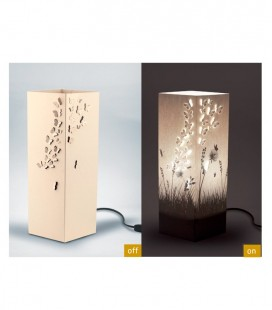 "Lámpara diseño papel ""Butterflies"",Bombilla E14(no incluida)"