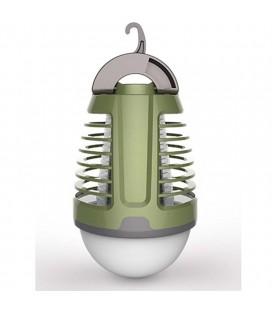 Lámpara antimosquitos recargable portátil con batería