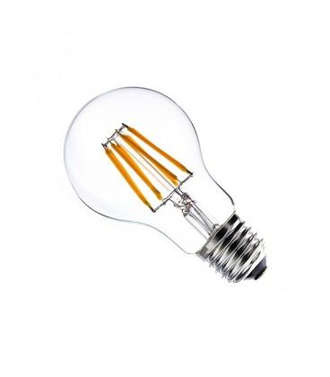 Bombilla Led Filamento 6W standart E27 2700K 550 lumens