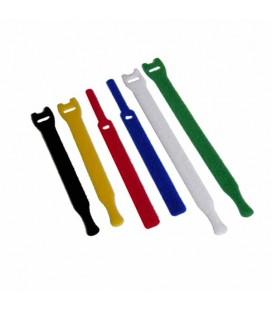 Velcro ordenacables Easy magic Ties 6 unidades