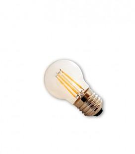Bombilla Led Filamento 4w esferica E27 3000K 430 lumens