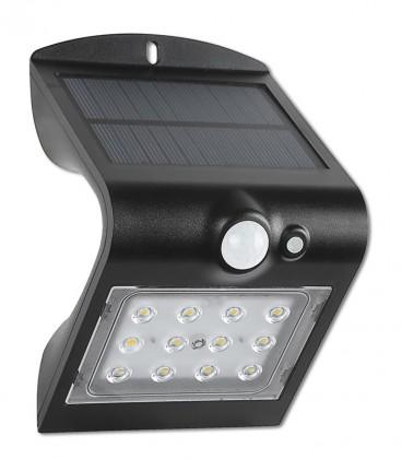 Proyector Solar 1.5W C/2 Funciones Negro 220 lumens 6000K+4000K