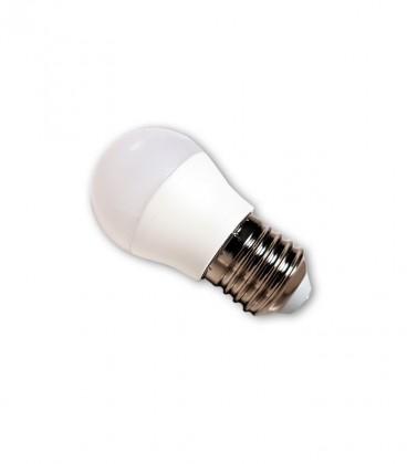 Pack 3 bombillas LED 5.5W G45 E27 2700K 470 lumens