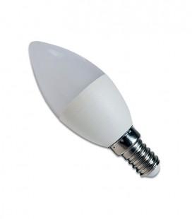 Bombilla Vela LED E14 3W 2700K 240 lumens