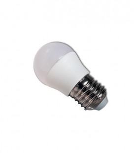 Bombilla Esferica LED E27 3W 2700K 240 lumens