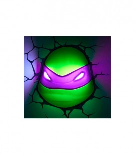 Luz quitamiedos 3D DECO LIGHT DONATELLO