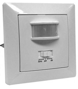Interruptor detector de empotrar