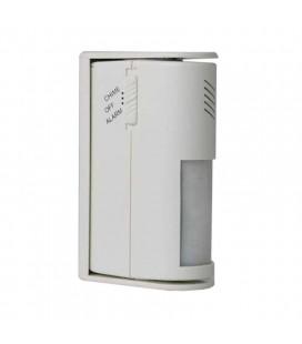 Detector de movimiento y alarma infrarrojos