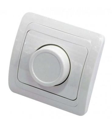 Venus interruptor-regulador 500W blanco