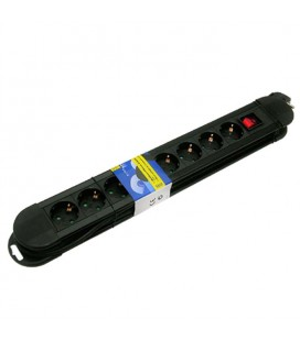 Base 10 tomas 1,5M cable 3G1,5MM2 c/interruptor