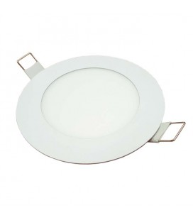 LED downlight 12W empotrable - Redondo Ø170
