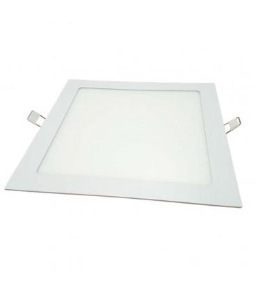 6W Panel LED empotrable - Redondo Ø120