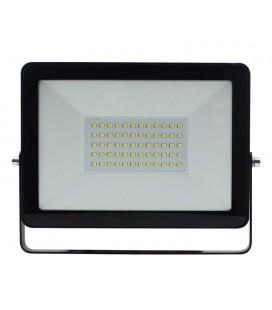 50W Proyector LED negro 6400K