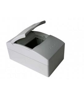 Caja superficie para ICP de 1 a 4 elementos. hasta 40A.115x188x55. IP40