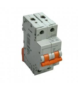 Interruptor automático magnetotérmico 2Polos