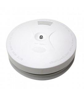 Detector de humo con sensor fotoeléctrico